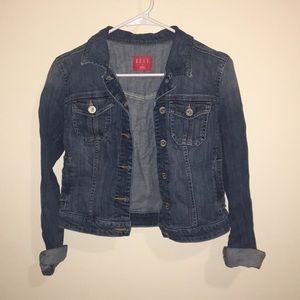 Jean jacket. Only worn a few times!